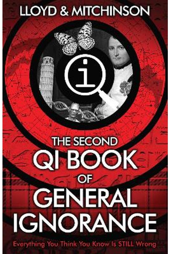 Qi: Second Book Of General Ign...