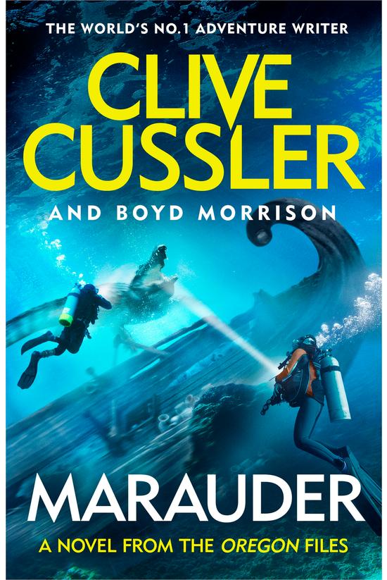 The Oregon Files #15: Marauder