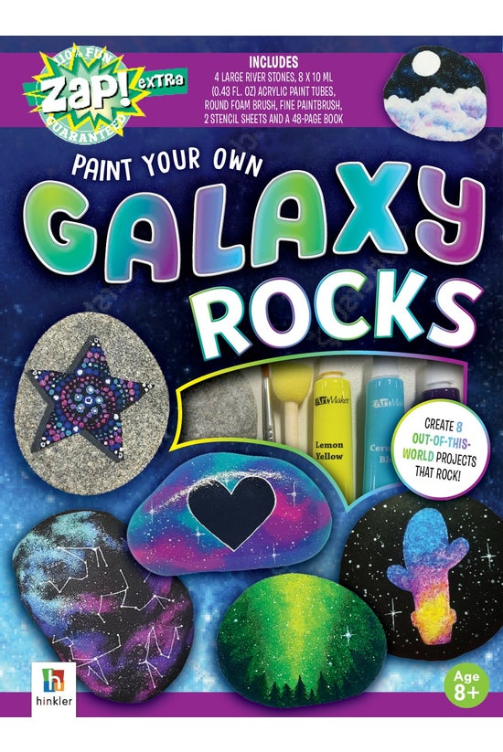 Zap! Extra Paint Your Own Gala...