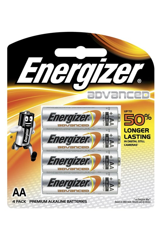 Energizer Battery Alkaline E2 ...