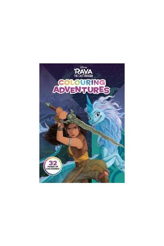 Raya And The Last Dragon: Colo...