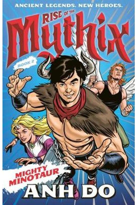 Rise Of The Mythix #02: Minota...