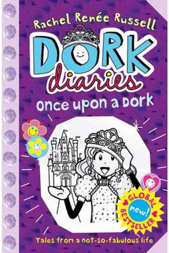 Dork Diaries #08: Once Upon A ...