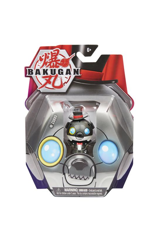 Bakugan Cubbo Figures Assorted