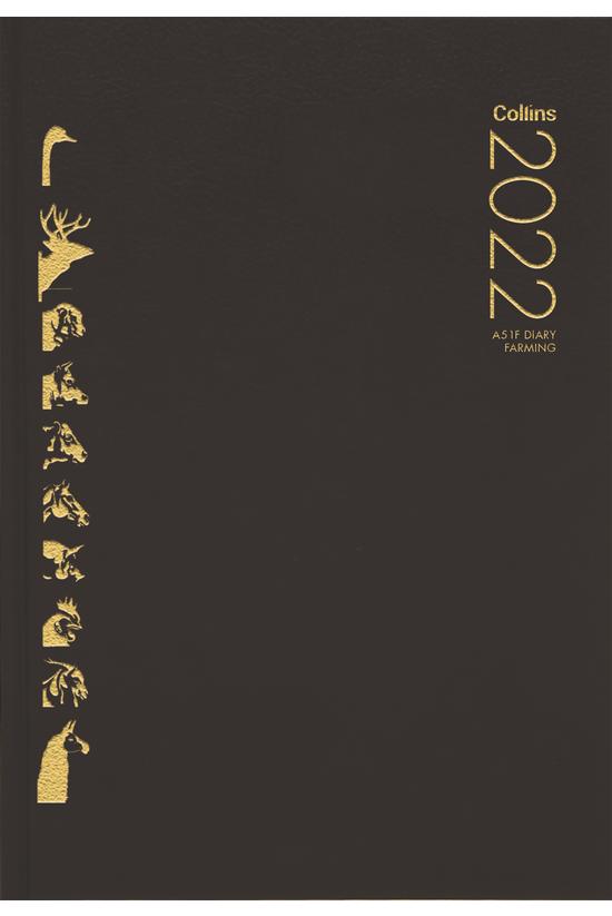 2022 Collins Farming Diary A51...