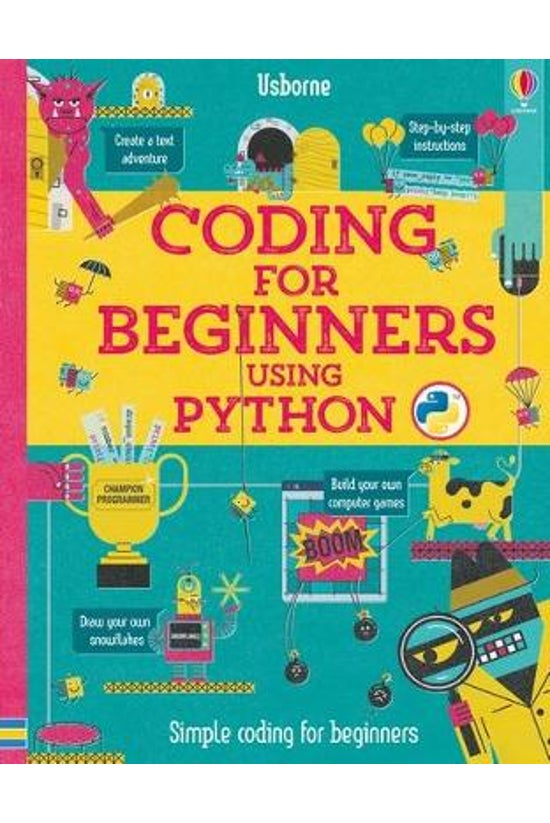 Coding For Beginners Using Pyt...