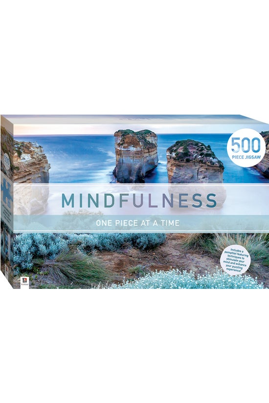 Mindfulness 500 Piece Jigsaw A...