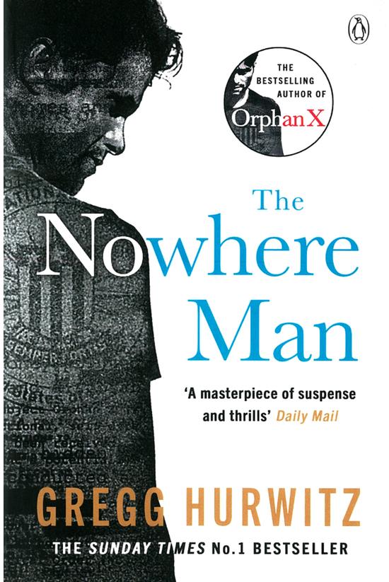 Orphan X #02: The Nowhere Man