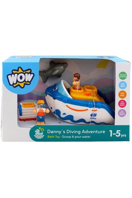 Wow Danny's Diving Adventure B...