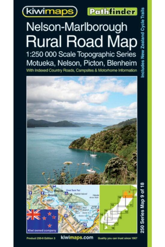 Nelson-marlborough Rural Roads...