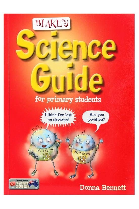 Blake's Science Guide For Prim...