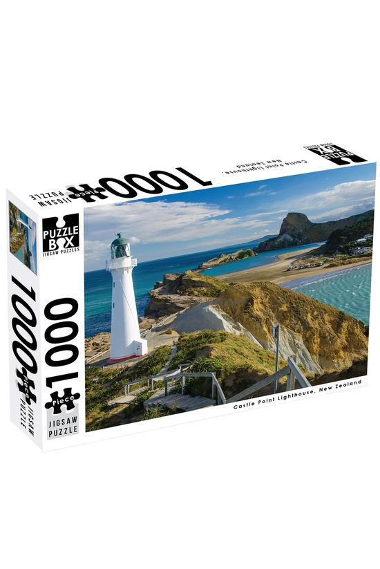 Puzzle Box Castlepoint Lightho...