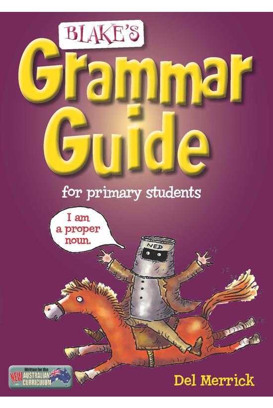 Blake's Grammar Guide For Prim...