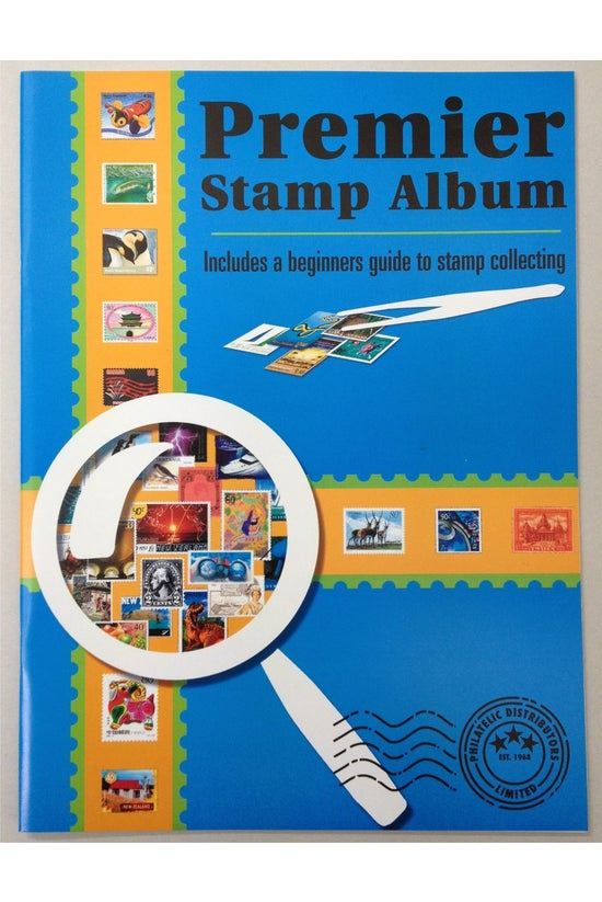 Premier Beginner's Stamp Album