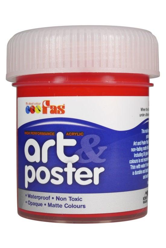 Fas Art & Poster Paint 60m...