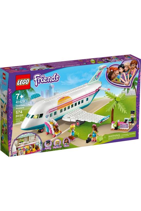 Lego Friends: Heartlake City A...
