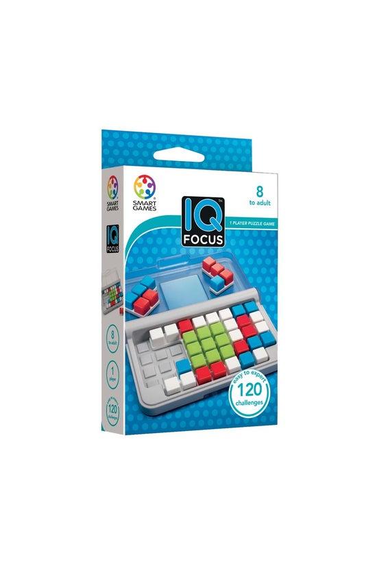 Iq Focus Puzzle Game