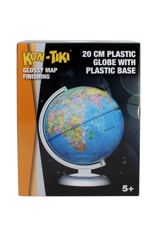 Political Map Globe 20cm