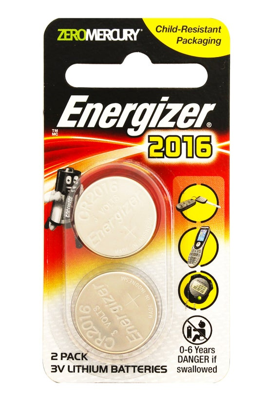 Energizer Lithium Coin Cell Cr...