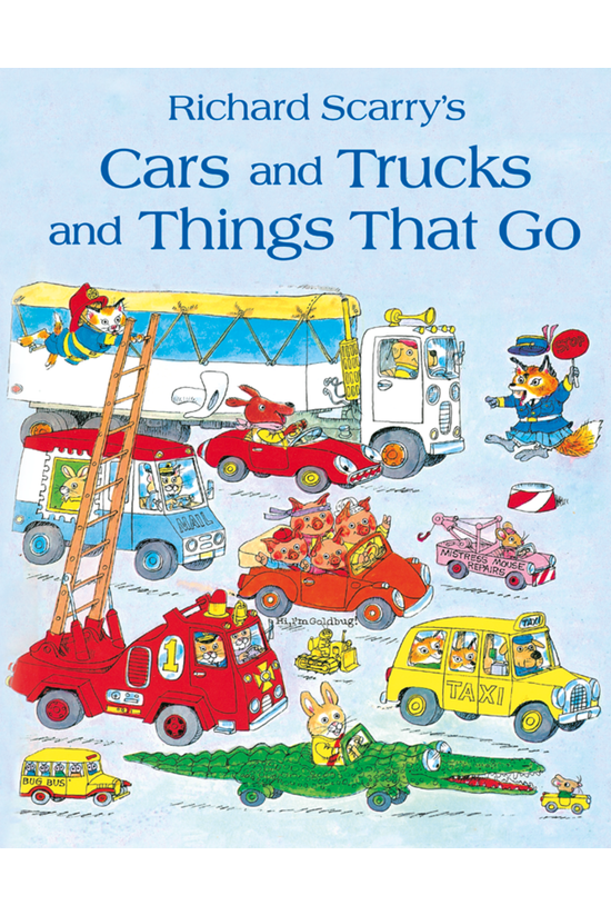 Cars And Trucks And Things Tha...