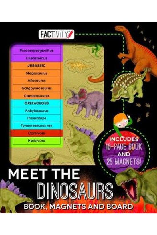 Factivity: Meet The Dinosaurs ...