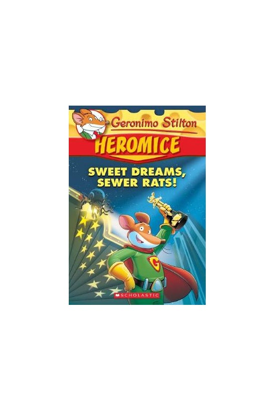 Geronimo Stilton: Heromice #10...