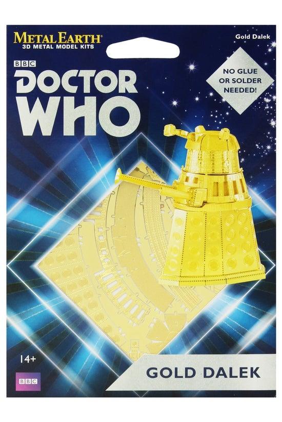 Metal Earth Doctor Who Dalek G...