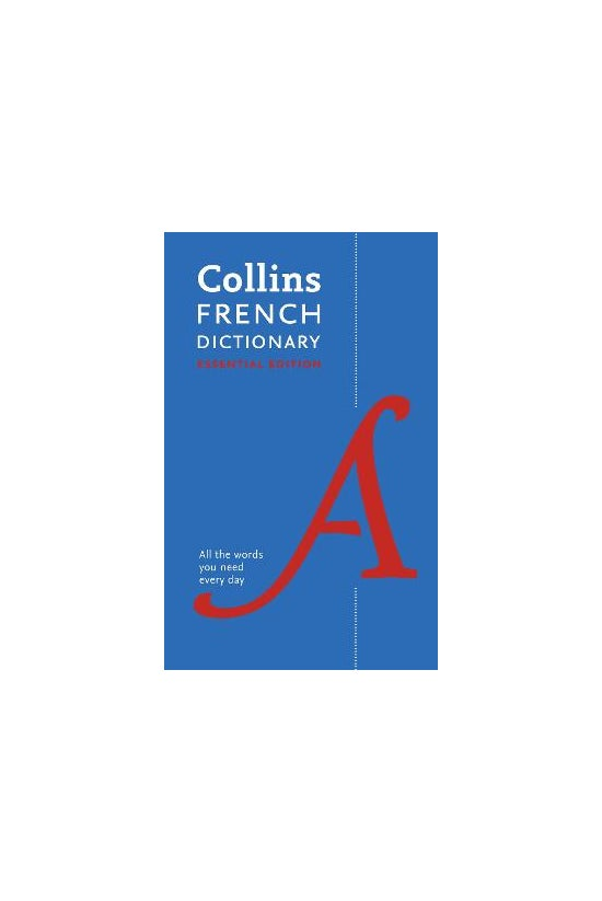 Collins French Essential Dicti...