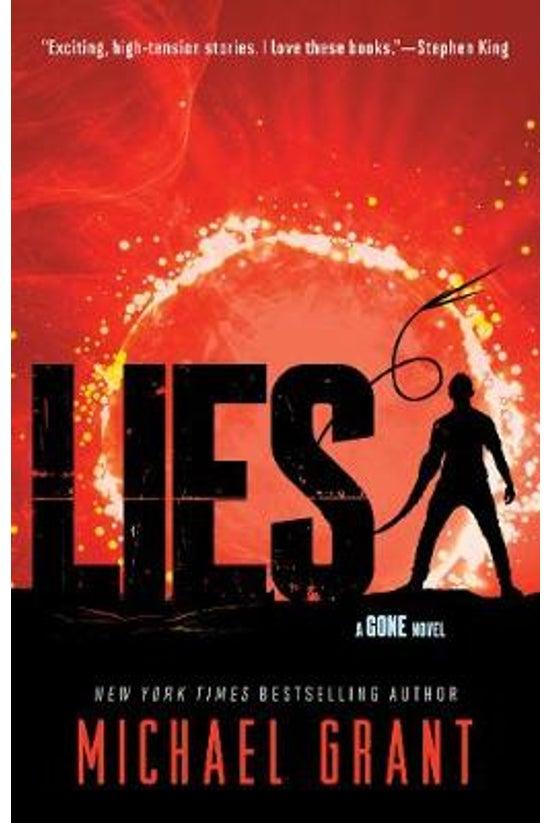 Gone #03: Lies