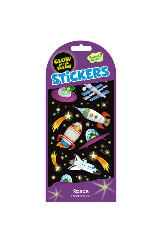 Peaceable Kingdom Stickers Glo...