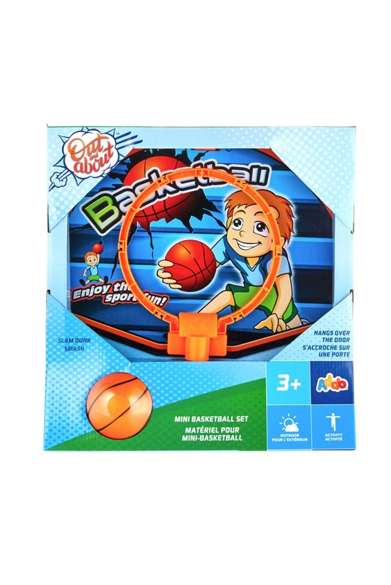 Out & About Mini Basketbal...