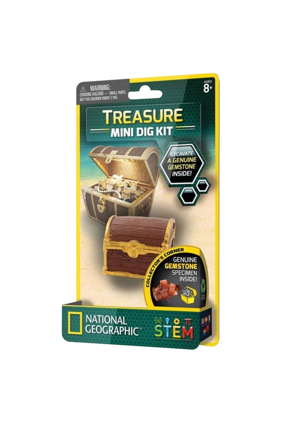 National Geographic Treasure M...