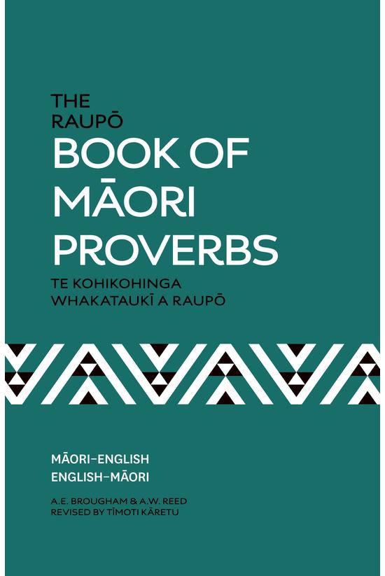 The Raupo Book Of Maori Prover...