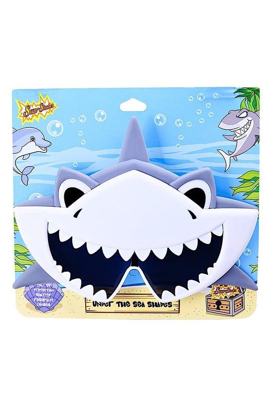Sunstache Lil Characters Shark