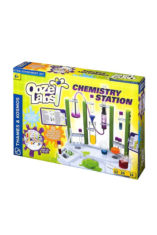 Ooze Labs: Chemistry Station
