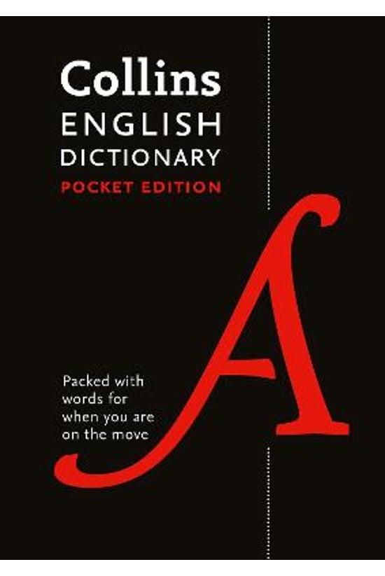 Collins English Pocket Diction...