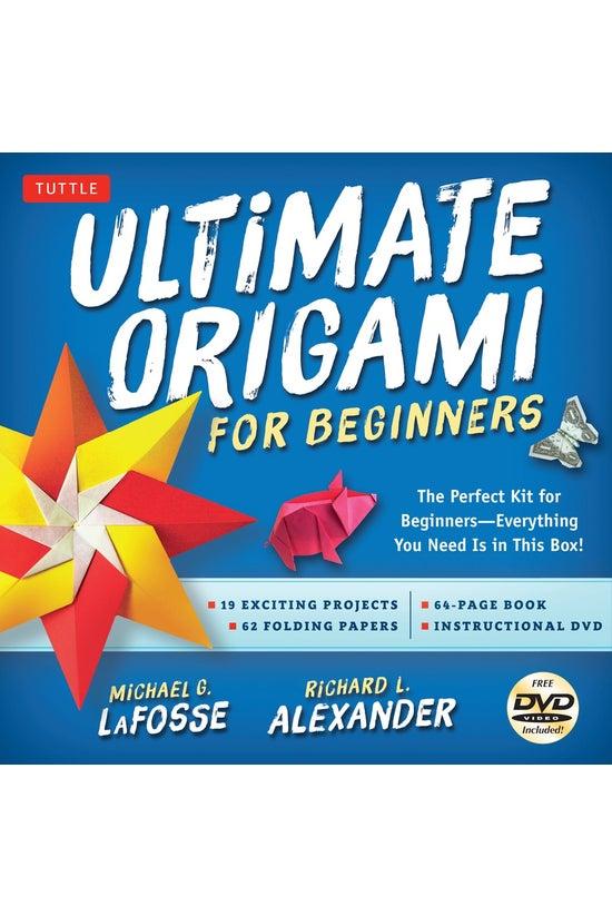 Tuttle Ultimate Origami Beginn...