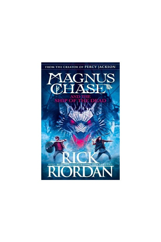 Magnus Chase And The Gods Of A...