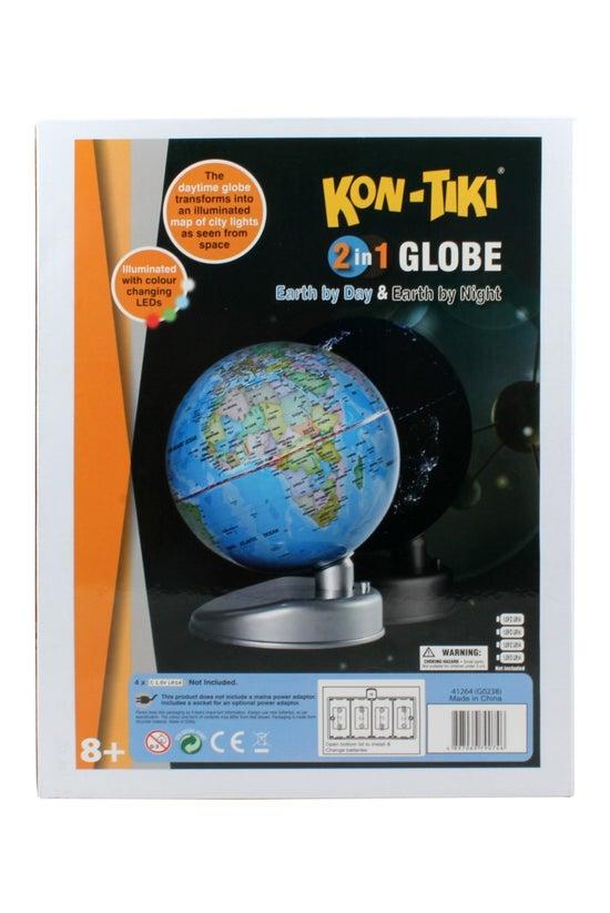 2-in-1 Day/night Globe 23cm