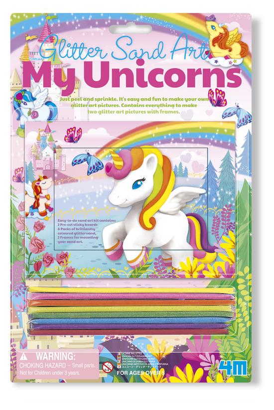 My Unicorns Craft Glitter Sand...