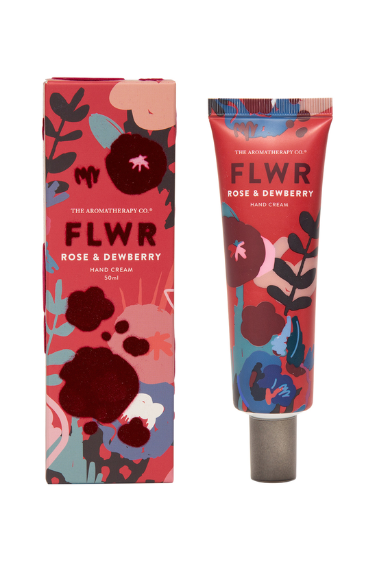 Aromatherapy Co. Flwr Rose And...