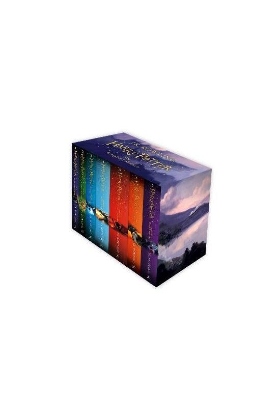 Harry Potter Box Set: The Comp...