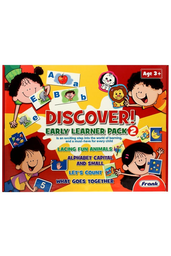Frank Discover Early Learner P...