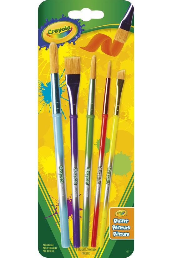Crayola Art & Craft Brushe...