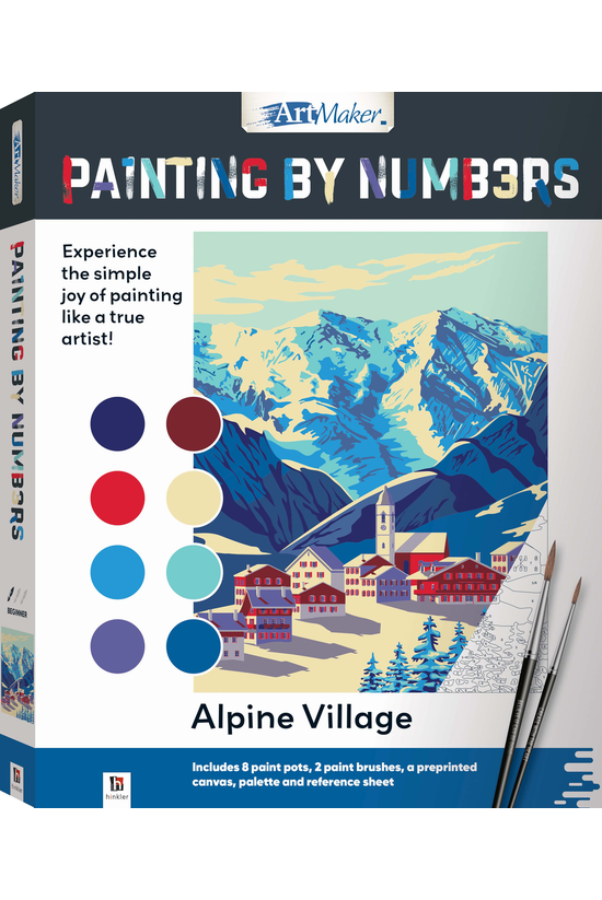 Artmaker Painting By Numbers: ...