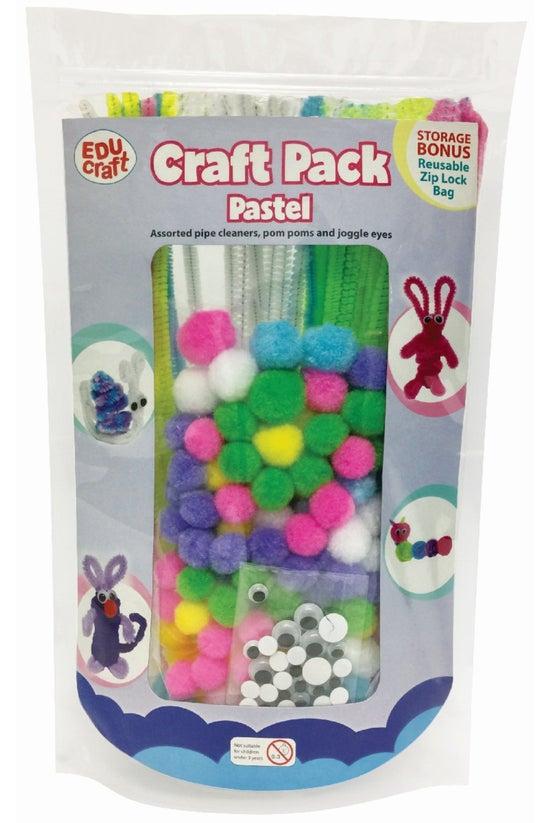 Educraft Craft Pack Pastel