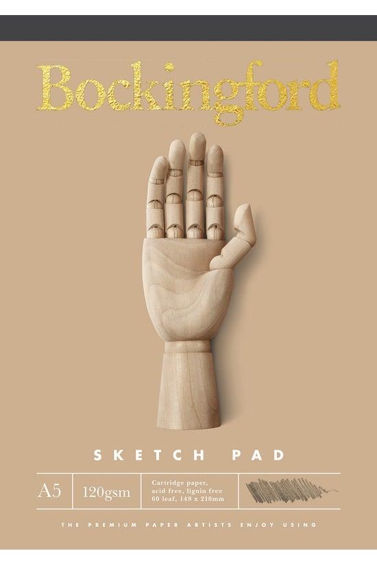 Bockingford Sketch Pad B21 A5 ...