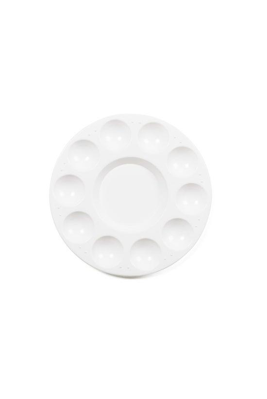 Jasart Plastic Palette Round