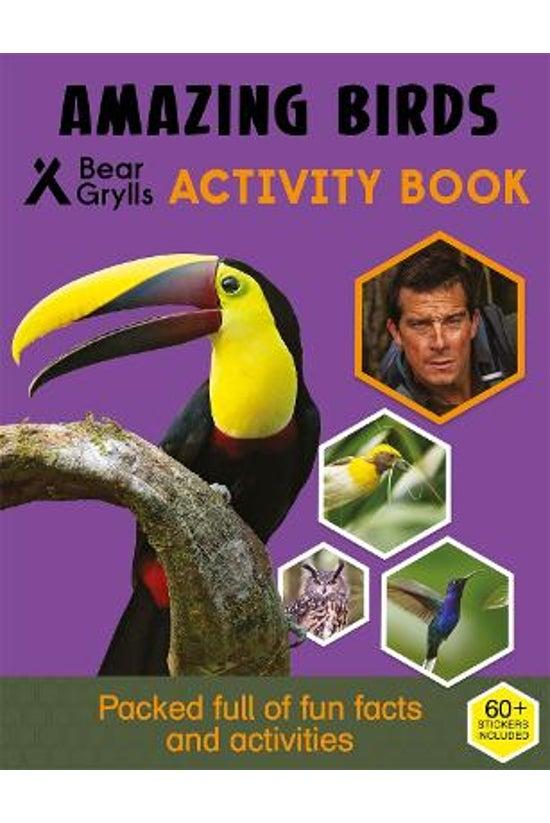 Bear Grylls Sticker Activity: ...