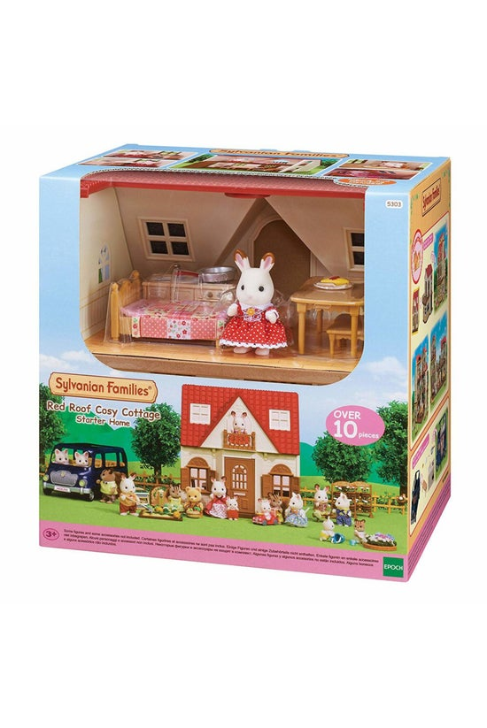 Sylvanian Families Red Roof Co...